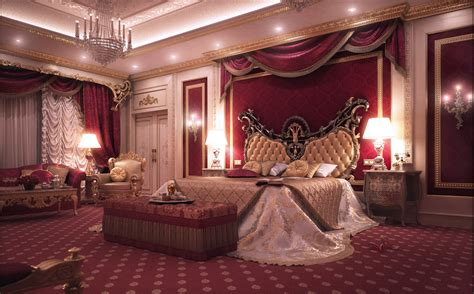 Royal Bedroom Decorating Ideas Brown And Red Home Combo Royal Bedroom Designs