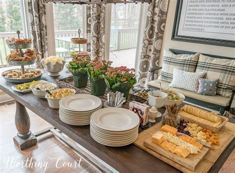 wedding buffet table setting buffet round table setup www pixshark com images