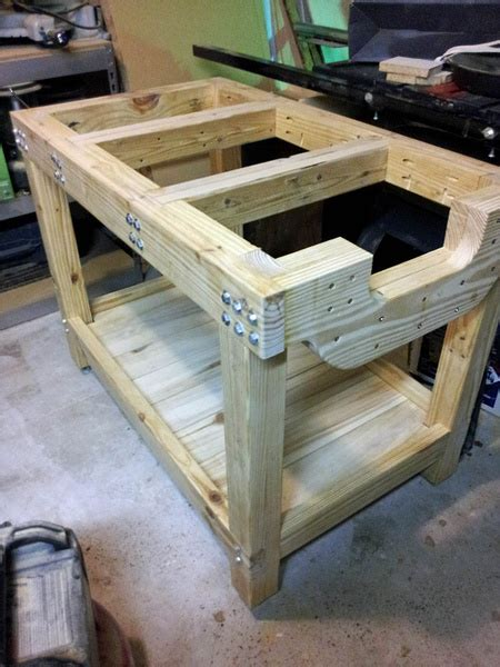 workbench plan  woodworking talk woodworkers forum