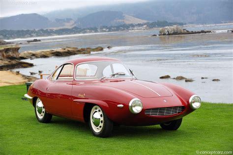 alfa romeo giulietta sprint speciale prototipo image chassis number
