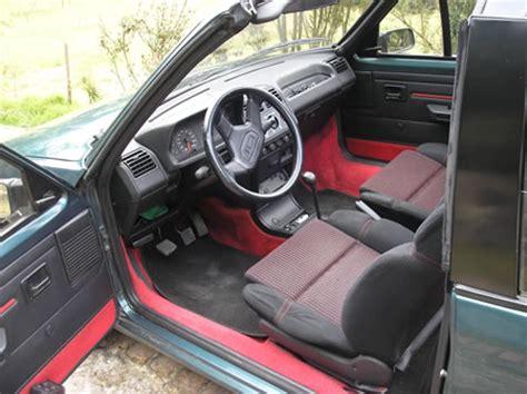 Cti Interiors by Carros Y Clasicos Peugeot 205 Cti