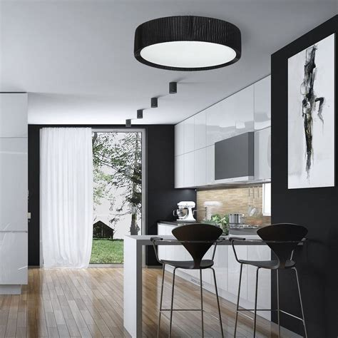 deckenleuchter schwarz licht trend deckenleuchte 187 handro deckenleuchte 216 45 cm