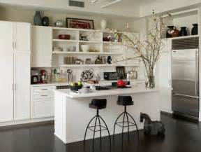 Open Kitchen Cabinets by Open Kitchen Shelves Inspiration