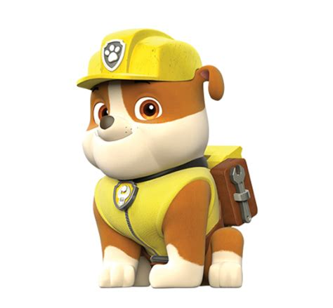 rubble paw patrol wiki fandom powered wikia