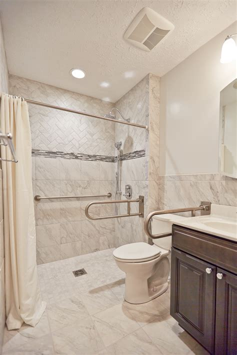 handicapped showers bathrooms handicapped bathroom designs large and beautiful photos