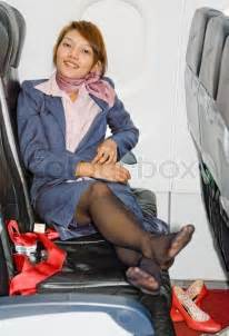How To Get Window Seat In Flight - air hostess stock photo colourbox