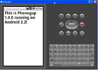 membuat aplikasi android dengan phonegap cara membuat aplikasi atau game android sederhana sendiri
