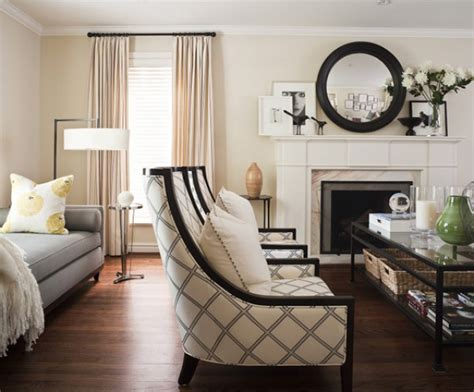 color scheme neutral colors or an accent wall to add depth dark brown hairs