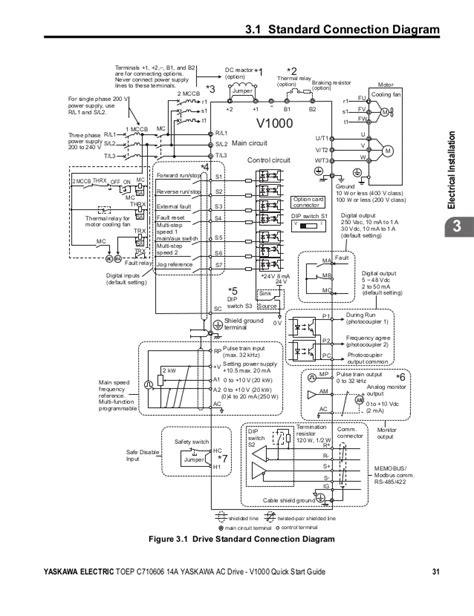 yaskawa wiring diagram transformer diagrams elsavadorla