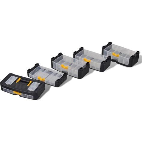 Casier De Rangement Plastique 486 by Boite Rangement Atelier Plastique