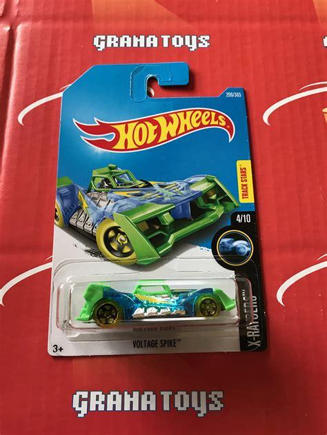 Wheels Voltage Spike voltage spike 296 2017 wheels n grana toys