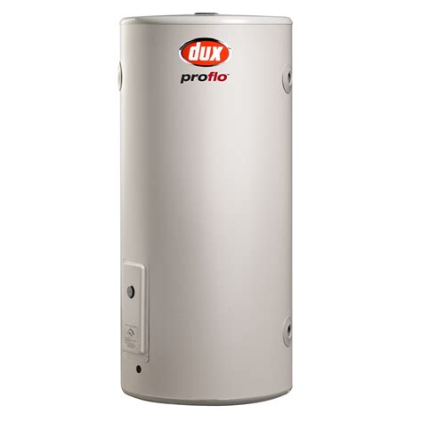 Hak Water Heater 1 dux proflo 125l electric storage water heater 1 8kw bunnings warehouse