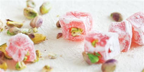 Turkish Delights by Non Evil Turkish Delight Recipe Epicurious