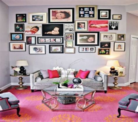 how to decorate a wall with family photos 50 cool ideas to display family photos on your walls