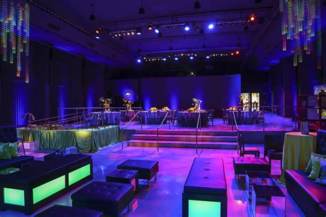 Neon Graffiti Bat Mitzvah   Space 57 at The Revere Hotel, Boston   Art of the Event, Inc