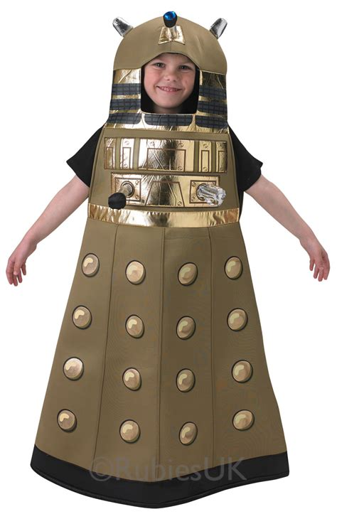 Doctor Who Ebay Blowout For Children In Need by Dalek Suit Doctor Who Fancy Dress Childrens Sci Fi