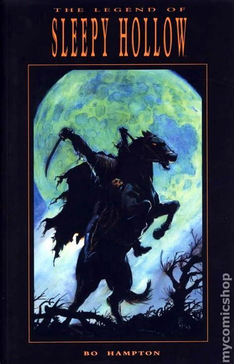 the legend of sleepy hollow books legend of sleepy hollow gn 2004 comic books