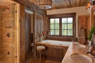 Bath Cabin Spanish Peaks Cabin
