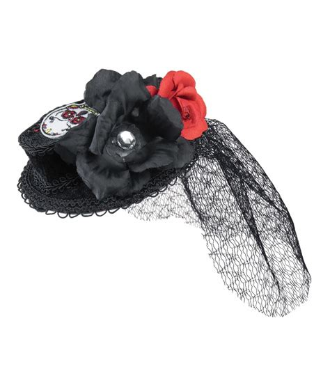 day of the dead top hat hats