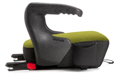 backless booster seat without armrests clek