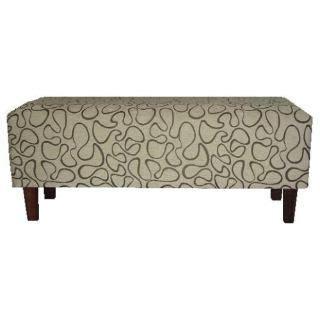 banquetas tapizadas banquetas o pie de cama tapizadas en telas o eco cueros