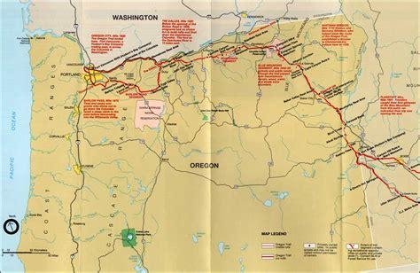 oregon trail image gallery oregon trail route