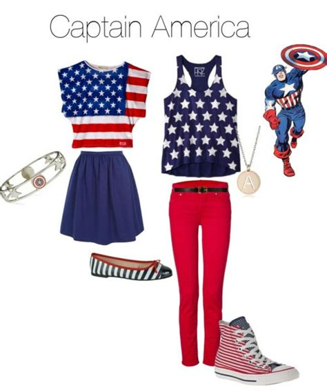 Captain America Wardrobe by Buy Complete Inspired Wardrobe Geektyrant
