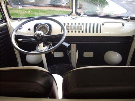 volkswagen kombi interior 1965 volkswagen kombi custom bus 96989