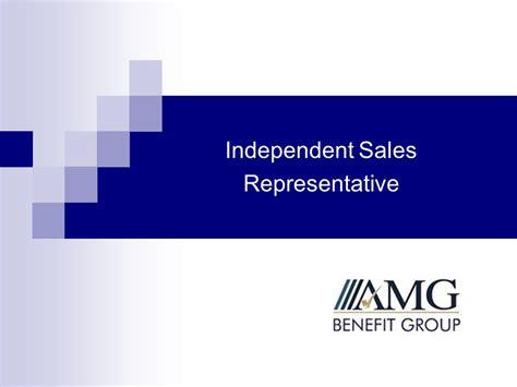 independent sales representative ppt