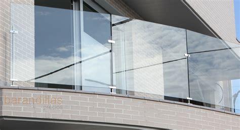 barandillas exteriores cristal v4 barandillas
