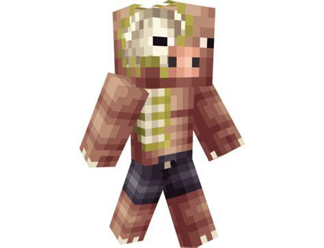Minecraft Papercraft Pigman - pigman remake minecraft skin