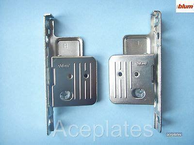 Blum Drawer Front Fixing Brackets Metabox Zsf170 02 Left