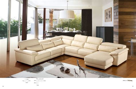 creating warm soul for everyone with u shaped sectional