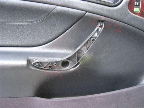 Squeaky Car Door by Door Handle Squeak Fix Mbworld Org Forums