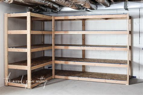 making wooden shelves bolts needed homeimprovement