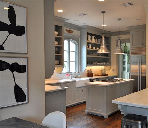 gray green kitchen cabinets gray green kitchen cabinets transitional kitchen benjamin moore fieldstone sally wheat