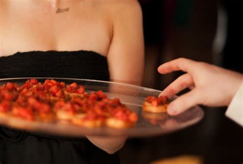 Best Wedding Appetizers by Appetizers For A The Best Wedding