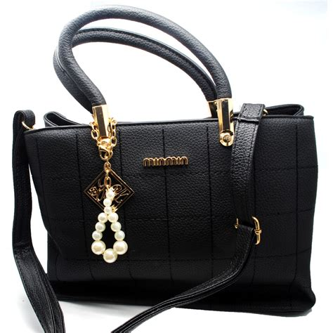 Sag4106 Tas Selempang Wanita Import tas selempang wanita tas selempang wanita model pearl black jakartanotebook