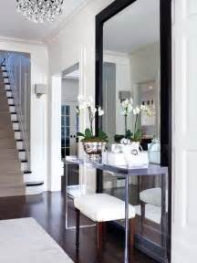 Mirror And Table For Foyer How To Repair How To Apply Entryway Mirror Decoration Entryway Table And Mirror Set Entry