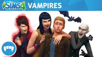 the sims 4 vires official trailer