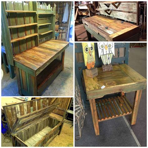 rustic benches from reclaimed pallets 1001 pallets rustic pallet furniture 1001 pallets