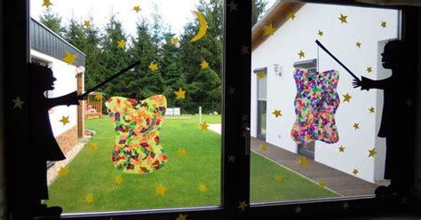 Herbstdeko Fenster Schule by St Martin Laterne Laterne Herbst Bastelspass Mit