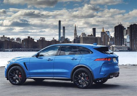2020 Jaguar F Pace by 2020 Jaguar F Pace Svr Jaguar Review Release