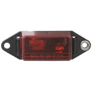 mini trailer clearance side marker light optronics