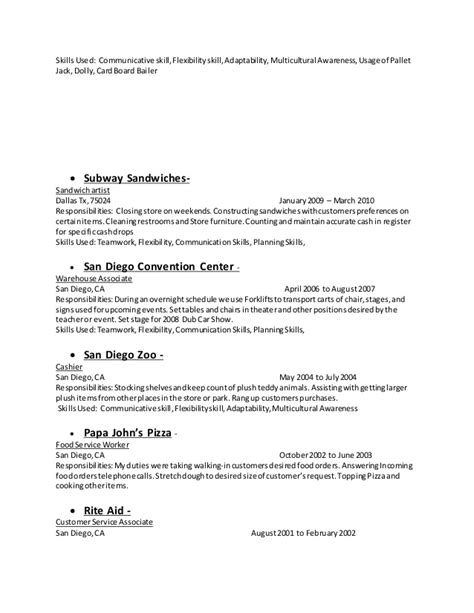 chapter 1 payment and assignment california labor code resume for