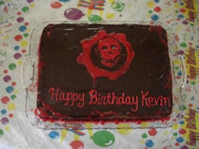 gears of war birthday cake from sweet dreams bakery tennessee video game gears of war cake