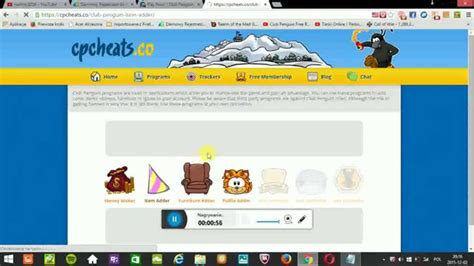 club penguin item adder 2015 video breakcom club penguin item adder 2015 youtube