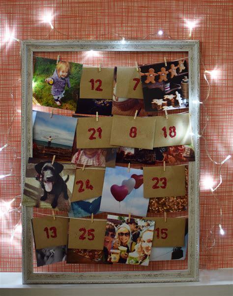 make your own advent calendar with photos diy instagram advent calendar photobox