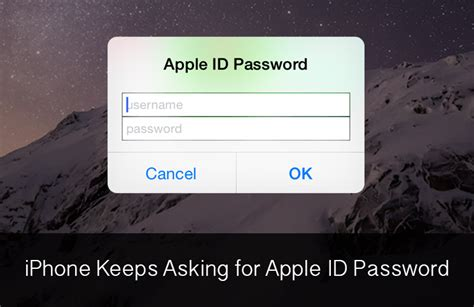 apple id verification keeps popping up on iphone how to fix