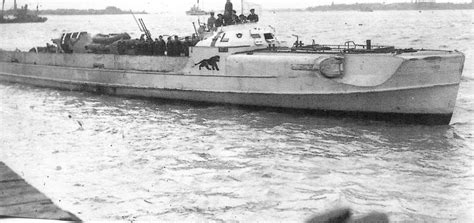 German E Boats – worthy opponents in the Med | PT Boat Red E Boats